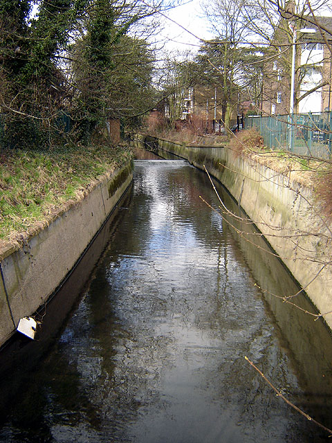 Pymme's Brook, Upper Edmonton