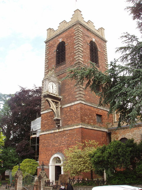 St Peter's Church, Colchester