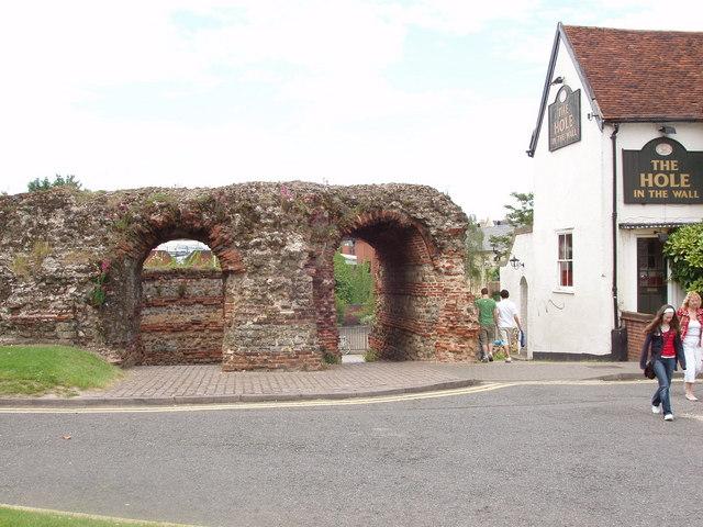 Balkerne Gate, Colchester