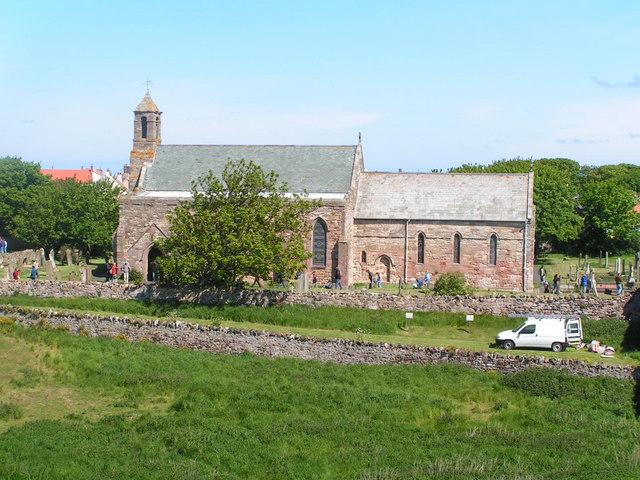 Parish Church of St Mary the Virgin, Lindisfarne
