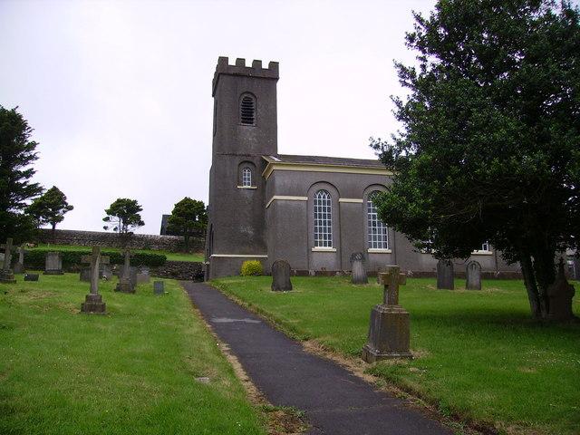 St. Matthew's Dendron