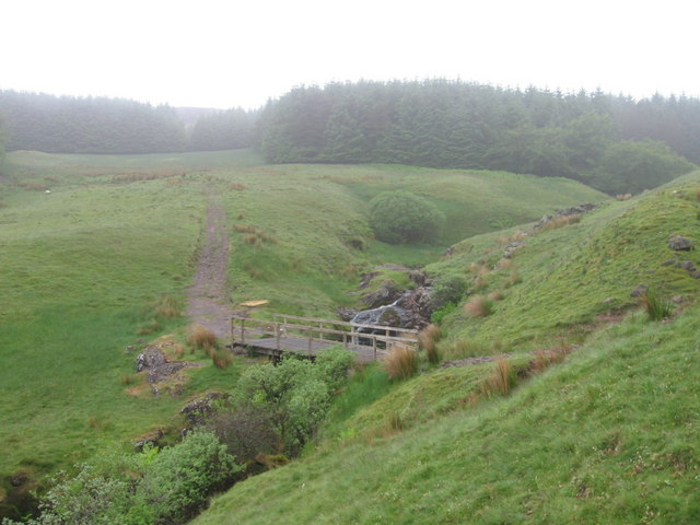 Bridge over Maich Water