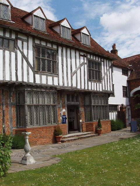Tymperleys, 15th Century house in Colchester