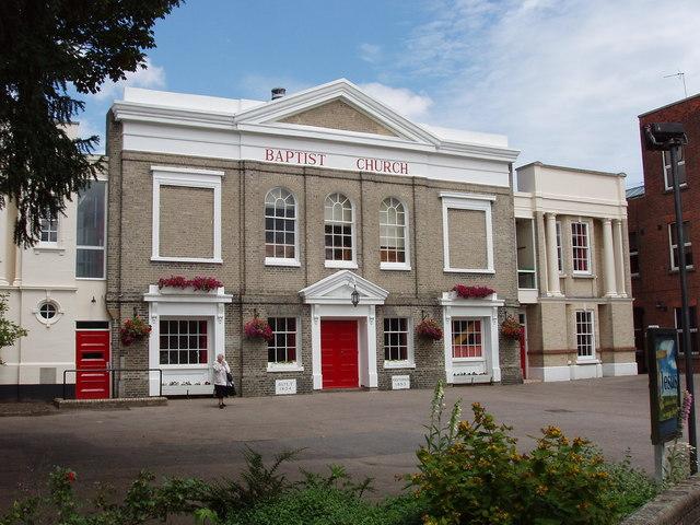 Colchester Baptist Church, Eld Lane