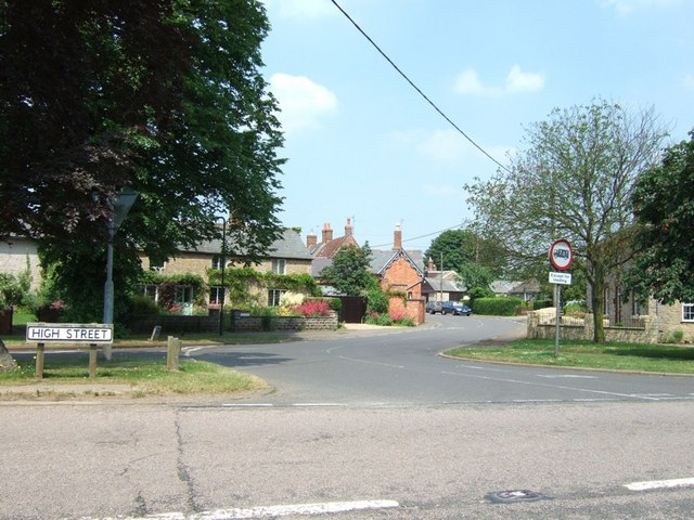 Church Way, Whittlebury