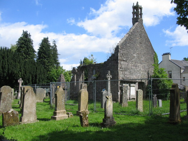 Sanctuary ruins