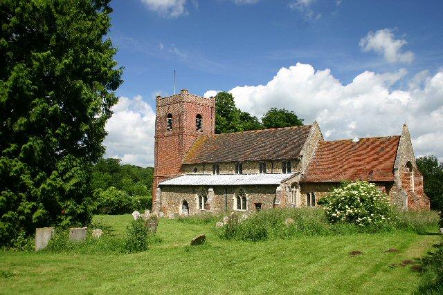 Cowlinge Church