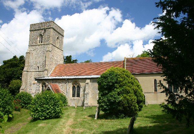 Lidgate Church