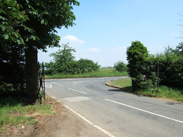 Gates, Addington Road