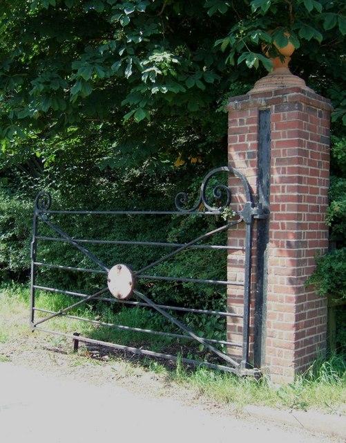 Gate: Road to Addington