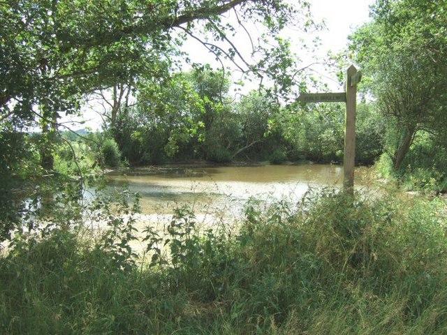 Pond at Eversheds Farm