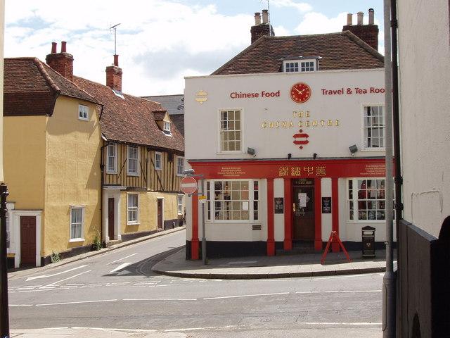 Chinese Restaurant Colchester St Botolph