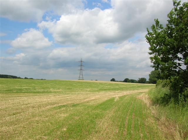 Between Sand Hutton & Claxton
