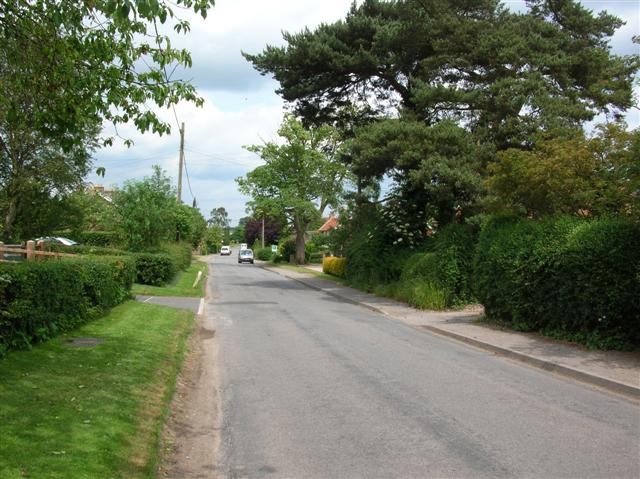 Outskirts of Claxton