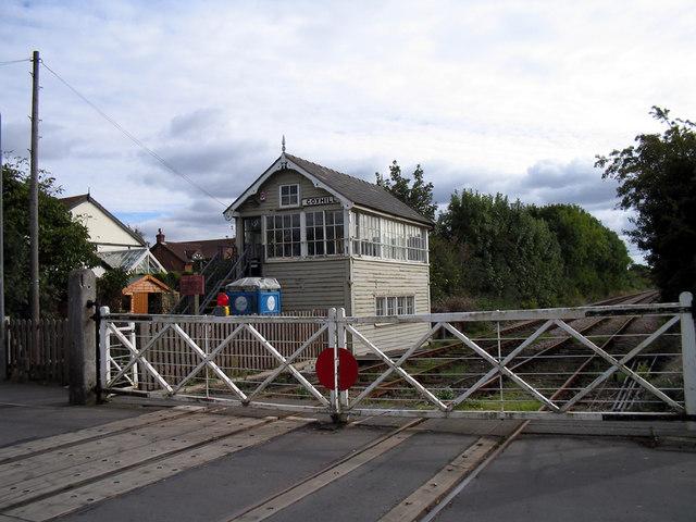 Goxhill Signal Box