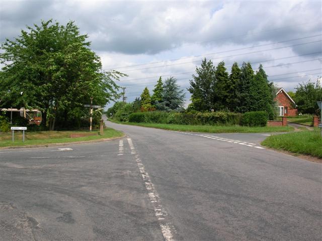 Crossroads - Claxton