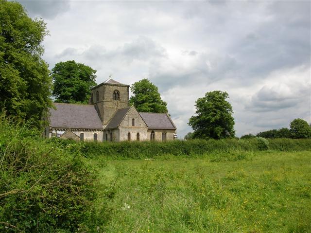 Bossall Church