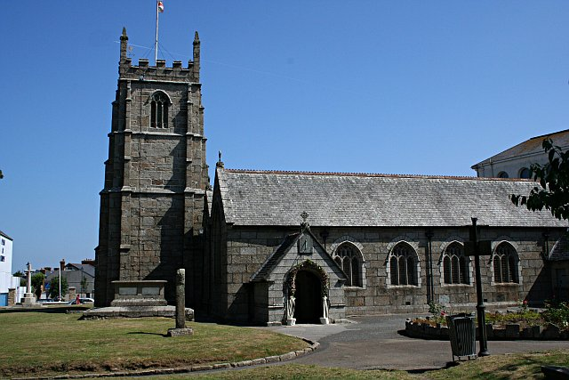 Camborne Parish Church