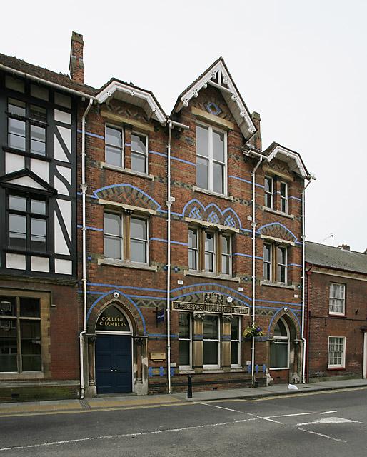 Former College of Art building, New Street, Salisbury