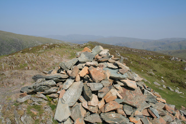 Summit Cairn, Fleetwith Pike