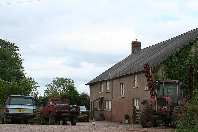 Tiverton: Fordlands Farm