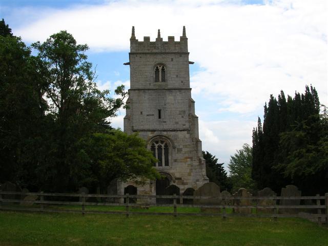 Crambe Church