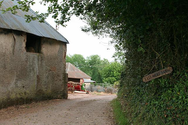 Tiverton: East Mere Farm