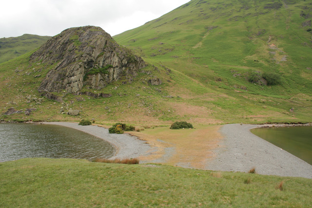 Ling Crags, Crummock Water