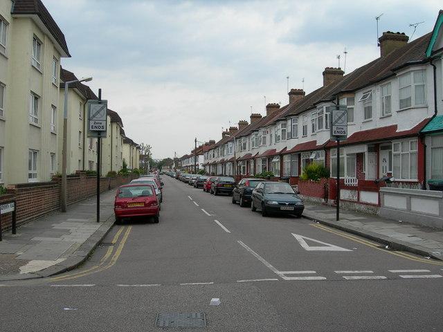 Ladysmith Road N17