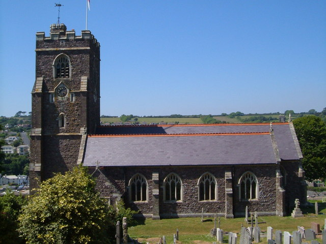 St Peter's church, Noss Mayo