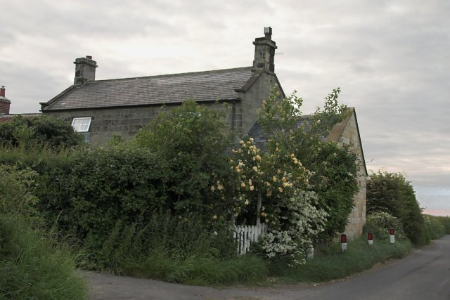 House on Dunsley Lane
