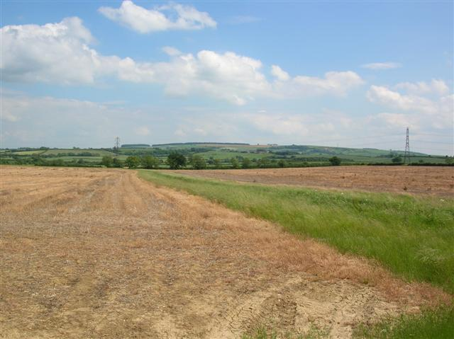Looking towards Acklam