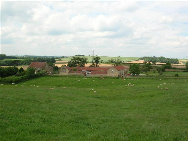 Gally Gap Farm