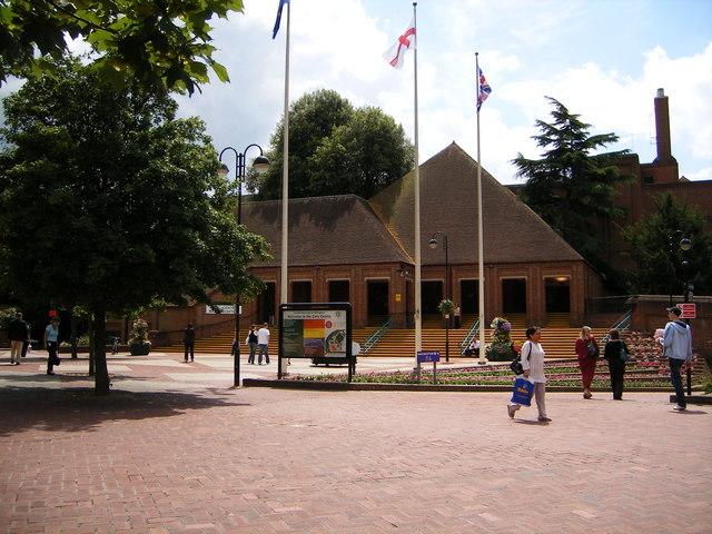 Civic Centre, Uxbridge