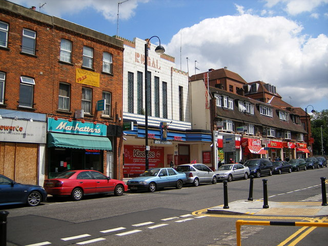 Former Regal cinema, Uxbridge