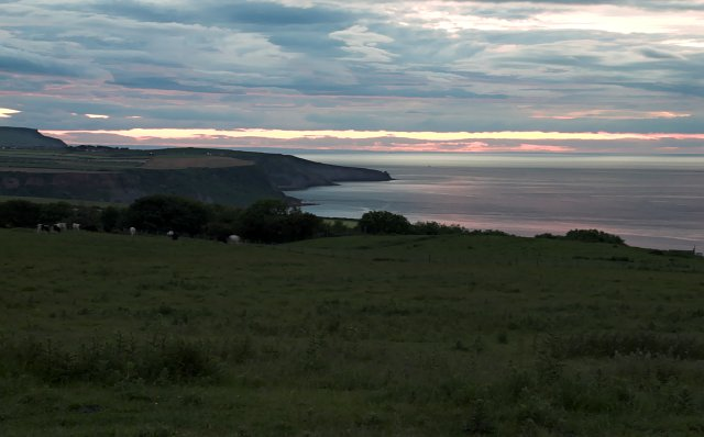 Coastline between Kettleness and Runswick Bay