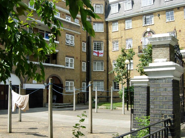St. Anthonys Flats, Somers Town