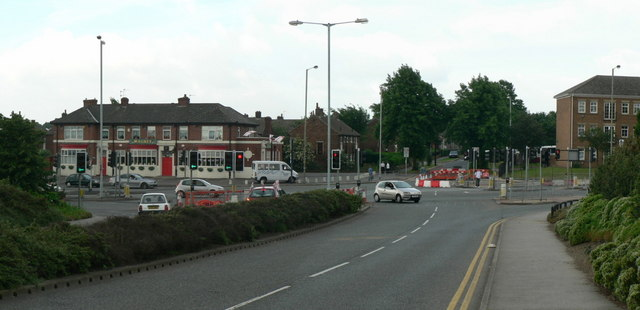 Dewsbury Road and The Magnet, Wakefield