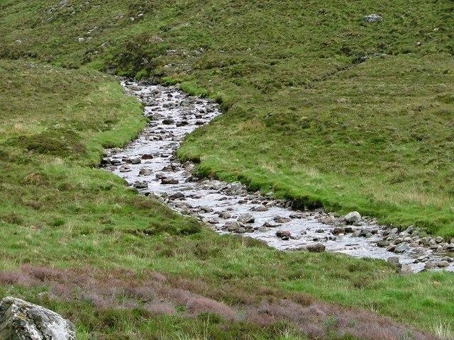 Glencoul River