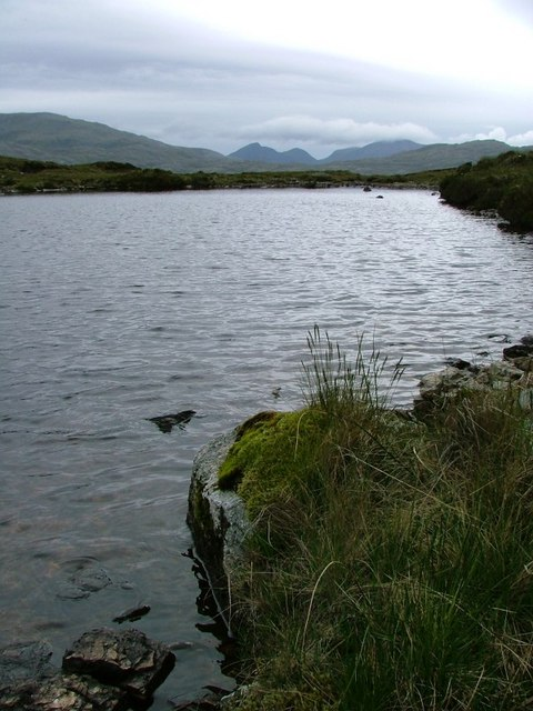 Un-named Loch, Stack of Glencoul