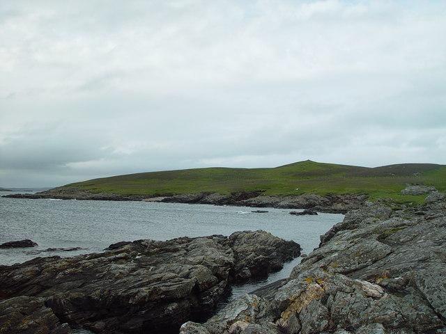 Croo Wick, West Linga, Shetland