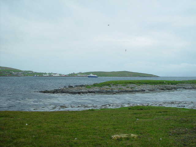 Calf of Linga, Shetland