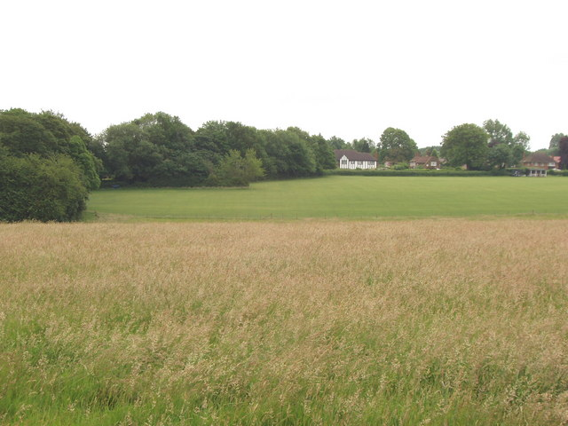 Fields at Mayhall Farm, Chesham Bois