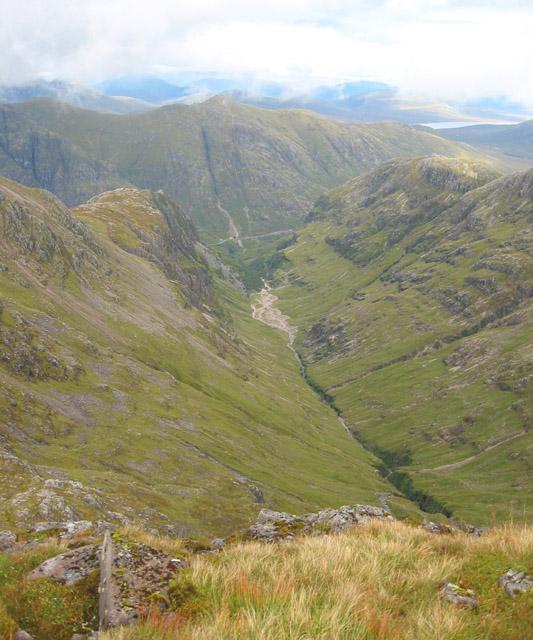 Coire Gabhail, the Hidden Valley