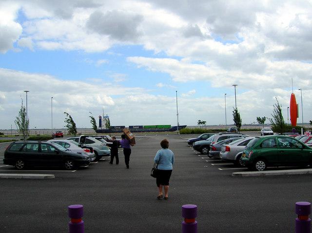 PC World Car Park