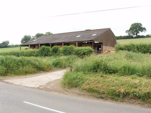 Farm building, Chesham Vale