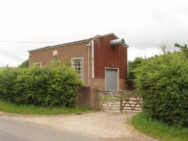 Pumping station, Chesham Vale