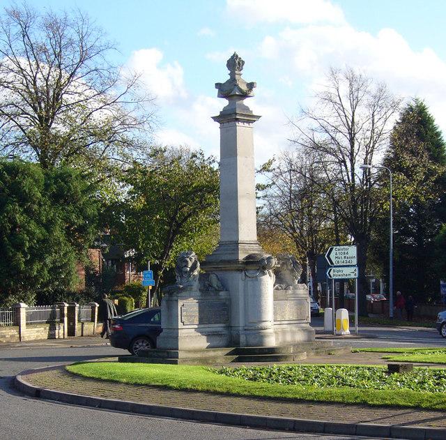 Brigg War Memorial