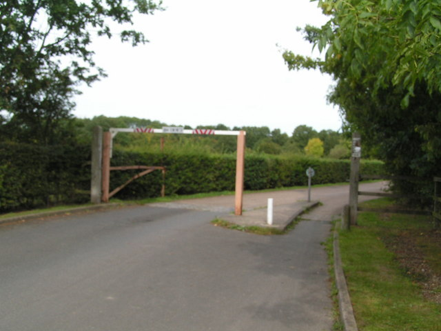 Entrance to Haysden Country Park