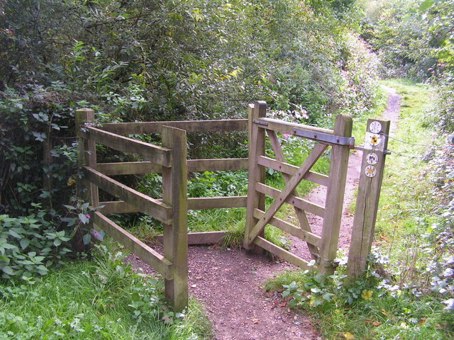Kissing Gate, Haysden Country Park.